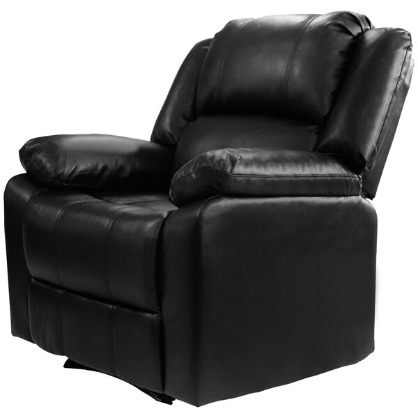 Geron Couch Lounger Manual Recliner [Red Barrel Studio]