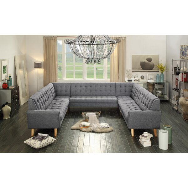 Trahan Sectional by Brayden Studio