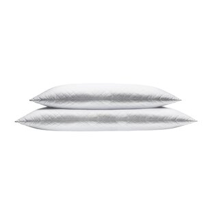 Great choice Gannon Quilted Down Pillow ByAlwyn Home