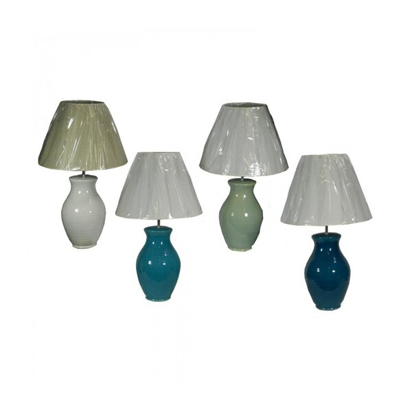 17 Table Lamp (Set of 16) by ESSENTIAL DÉCOR & BEYOND, INC