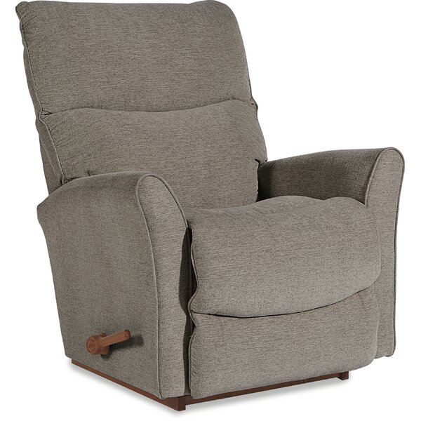 Rowan Manual Rocker Recliner by La-Z-Boy