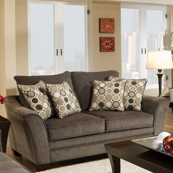 Buy Online Bautista Loveseat by Red Barrel Studio by Red Barrel Studio