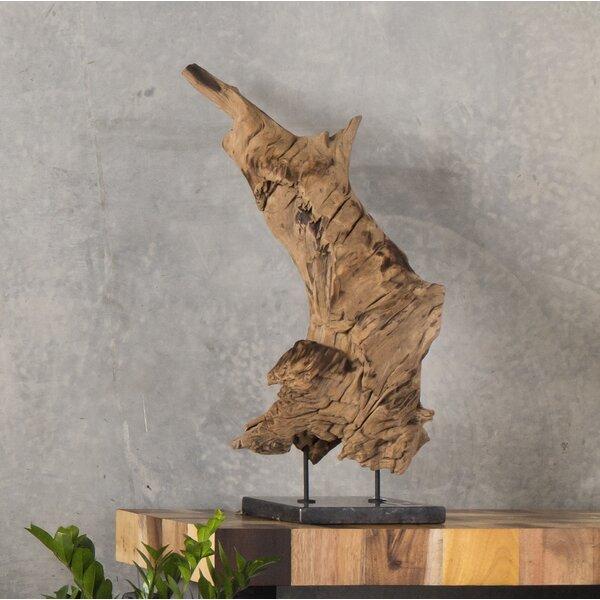 Wood Sculpture by Loon Peak