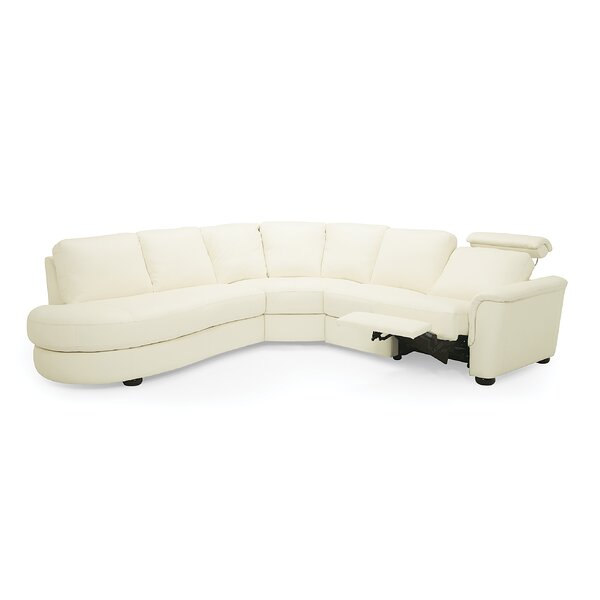 Review Lyon Reclining Sectional