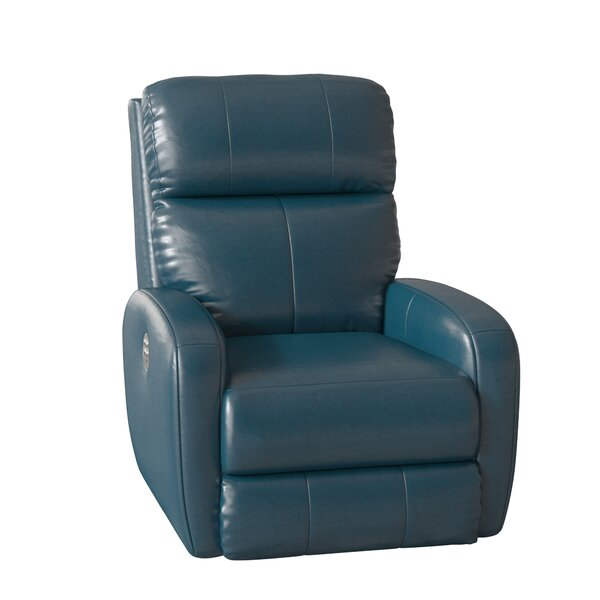Primo Rocker Leather Recliner by Southern Motion Southern Motion