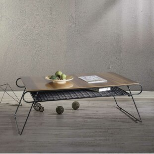 Look for Borrego Coffee Table By Williston Forge