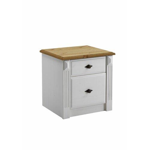 Nachttisch Eva dCor design   Schlafzimmer > Nachttische   Holz   dCor design