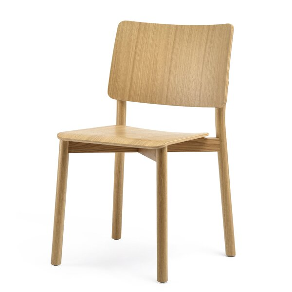 Mi Armless Stacking Chair by DOHAUS