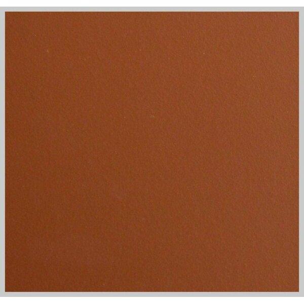 11.88 x 11.75 Terracotta Field Tile in Burgundy by Legion Furniture