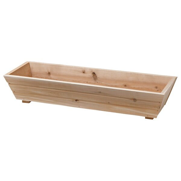 USA Cedar Planter Box by DMC