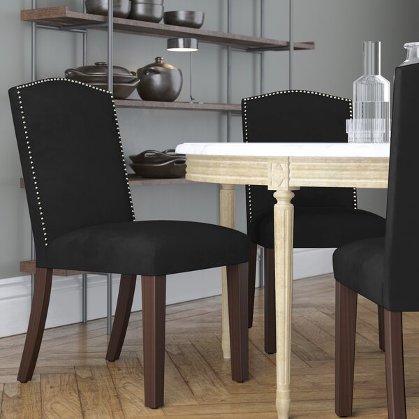 Nadia Upholstered Dining Chair by Wayfair Custom Upholstery™