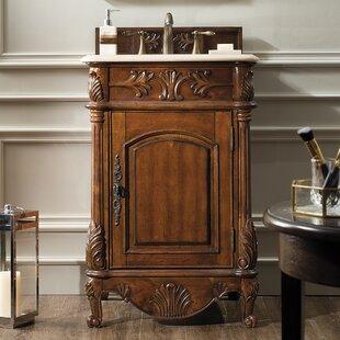 Price comparison Avildsen 24 Single Wood Bathroom Vanity Set ByAstoria Grand
