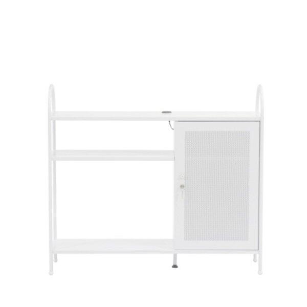 Brandeis 39'' W x 35'' H x 10'' D Free-Standing Bathroom Cabinet