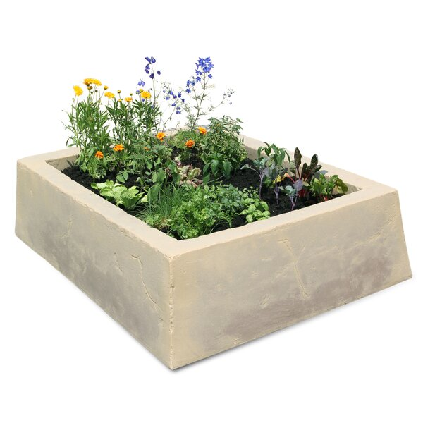 5 ft x 4 ft Raised Garden by DekoRRa Products