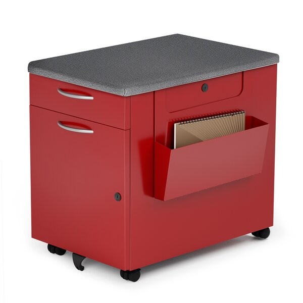 Ransome 2-Drawer Vertical Filling Cabinet