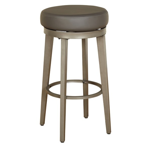 30.5 Swivel Bar Stool (Set of 2) by angelo:HOME