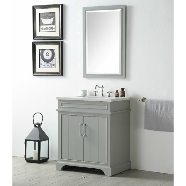 Yesler 30 Single Vanity Set by Gracie Oaks