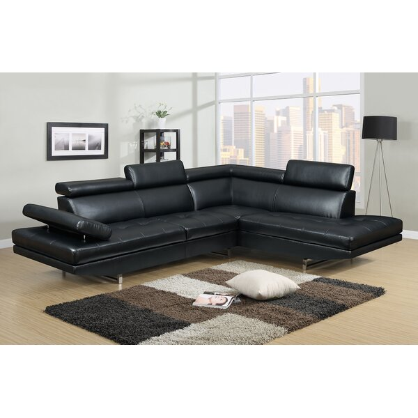 Alemany Right Hand Facing Sectional By Orren Ellis