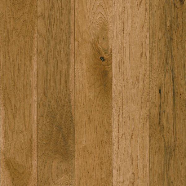 Prime Harvest 5 Solid Hickory Hardwood Flooring in Whisper Harvest by Armstrong Flooring