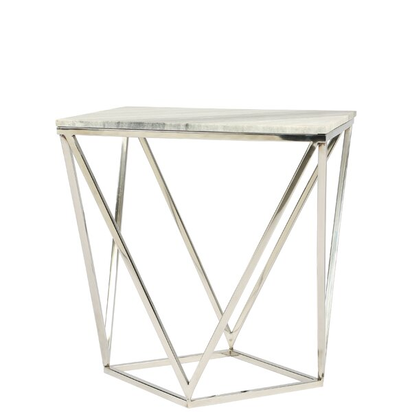Rochford Keil Square End Table by House of Hampton House of Hampton