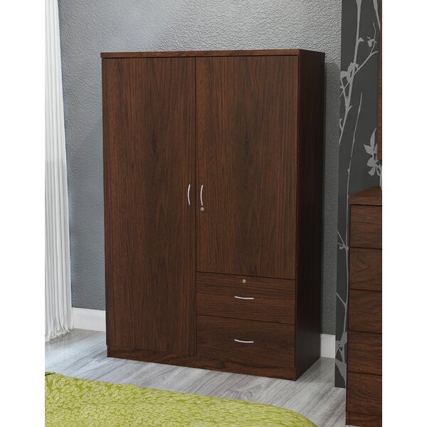 Philippa Armoire By Latitude Run by Latitude Run Great price