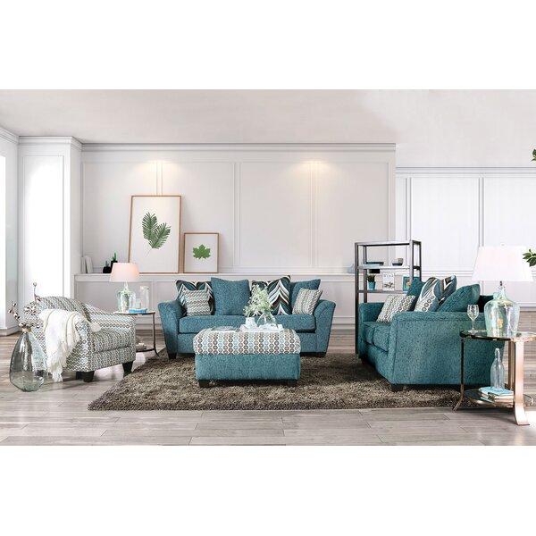Neysa Configurable Living Room Set by Latitude Run