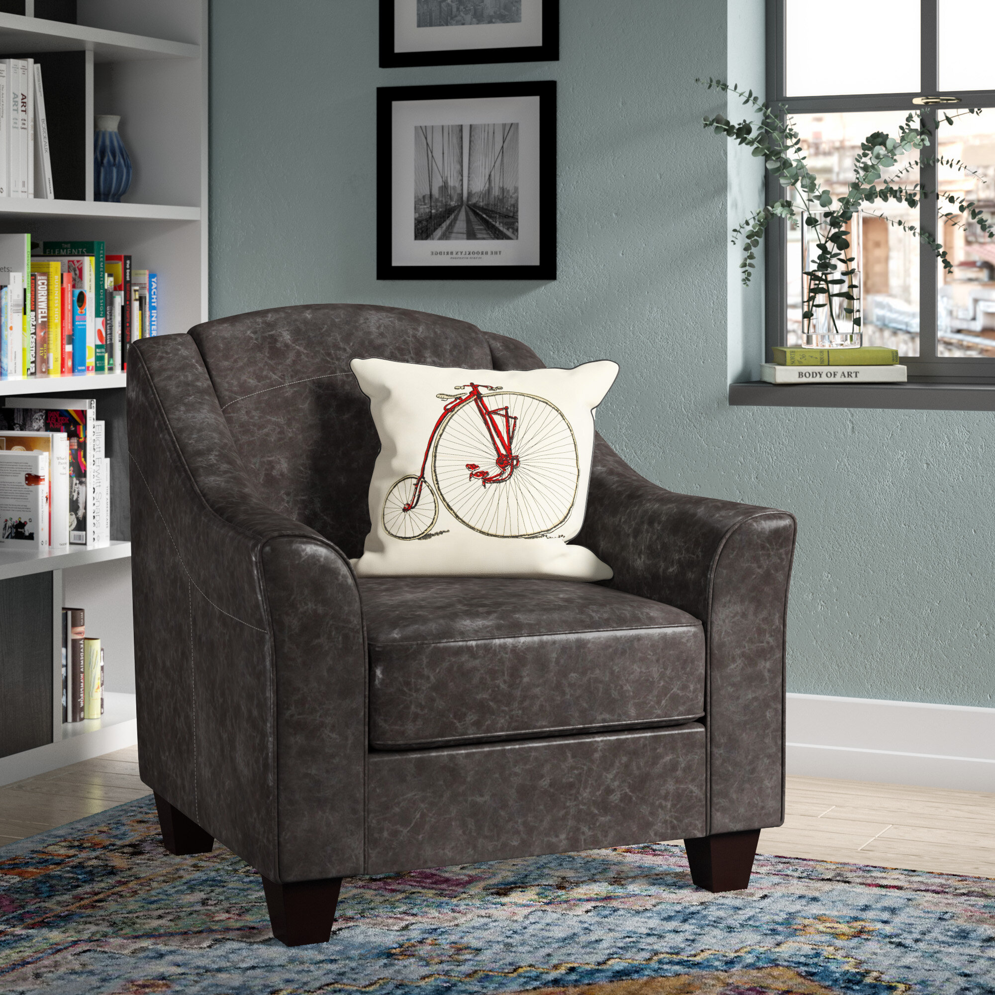 Trent Austin Design Malia Upholstery Armchair Wayfair