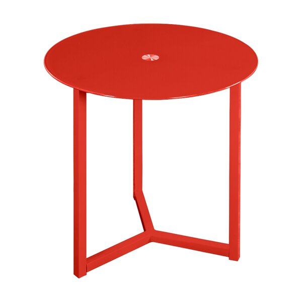 Emmet End Table by Orren Ellis