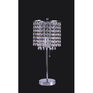 Where buy  Crystal Inspired 19 Table Lamp By Major-Q