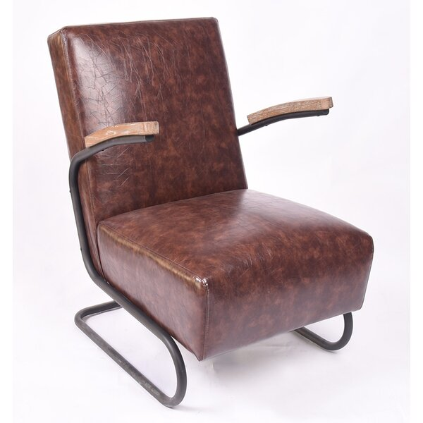 Cherrywood Armchair by Foundry Select