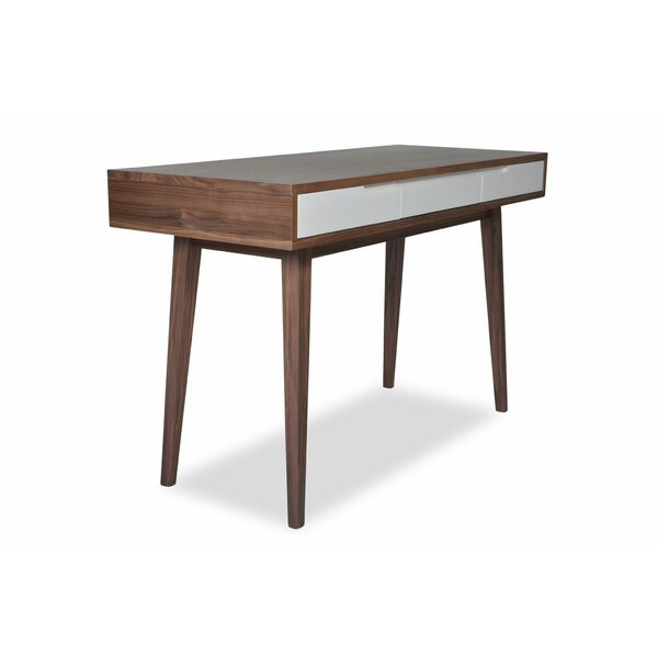 Jeffry Mid Century Modern Rectangular Desk by Corrigan Studio