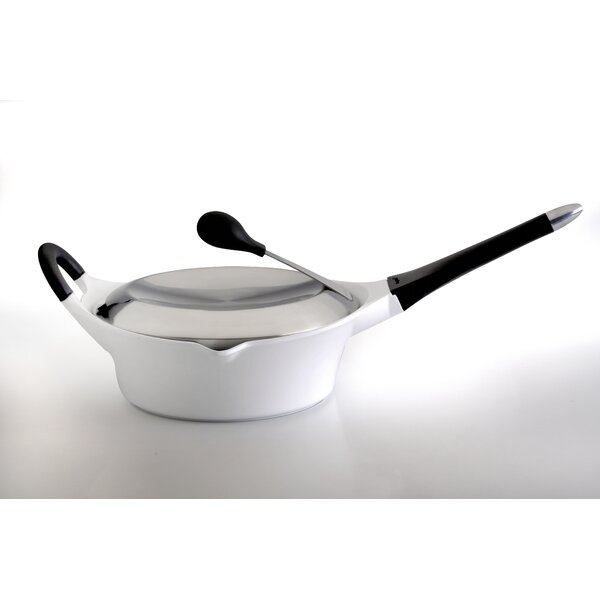 Auriga 10 Non-Stick Skillet with Lid by BergHOFF International