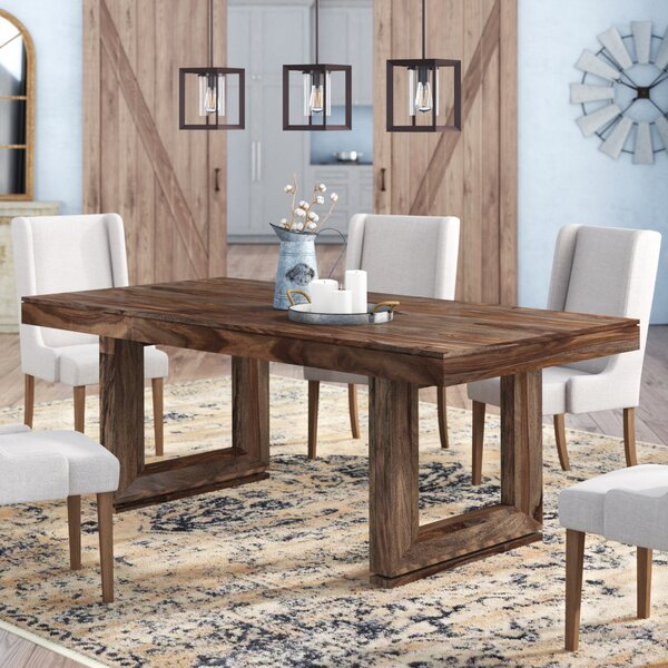 Glenmore Dining Table by Foundry Select