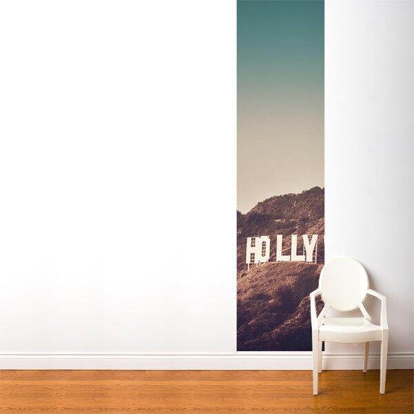 Fresk Hollywood Wall Mural by ADZif