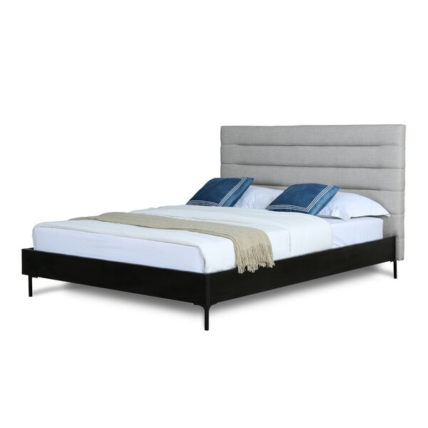 Schwamm Upholstered Platform Bed by Latitude Run