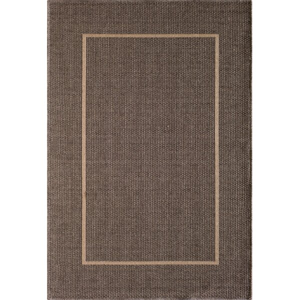Annica Gray Indoor/Outdoor Area Rug by Union Rustic