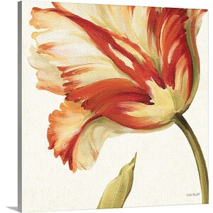 'Joyful II' by Lisa Audit Painting Print on Wrapped Canvas by Great Big Canvas