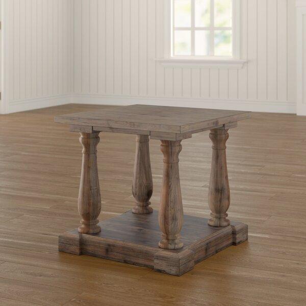 Primeaux End Table by One Allium Way