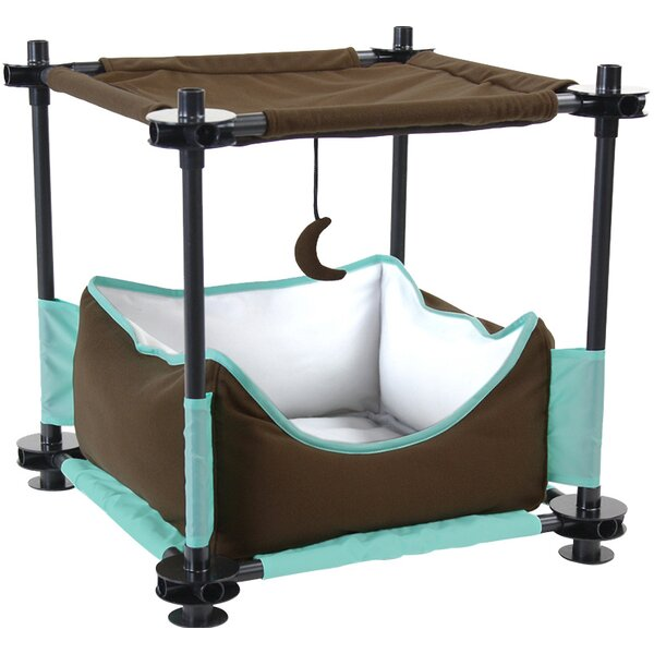 Gary 17 Sleeper Steel Cat Condo by Tucker Murphy Pet