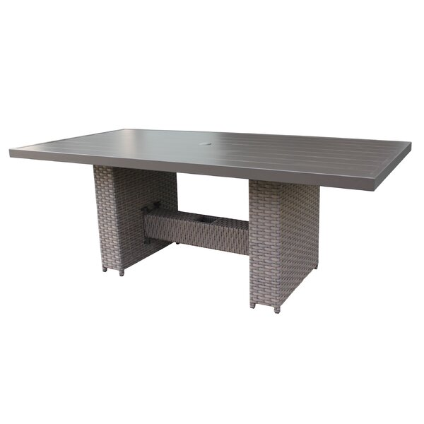 Brennon Dining Table by Sol 72 Outdoor