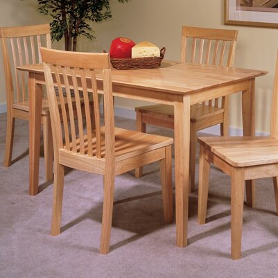 #1 Island Park Dining Table By August Grove Sale