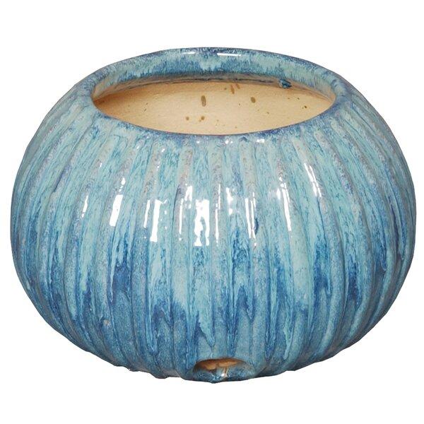 Ceramic Hose Pot by Emissary Home and Garden