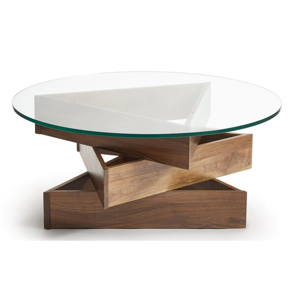 Twist Coffee Table By Copeland Furniture