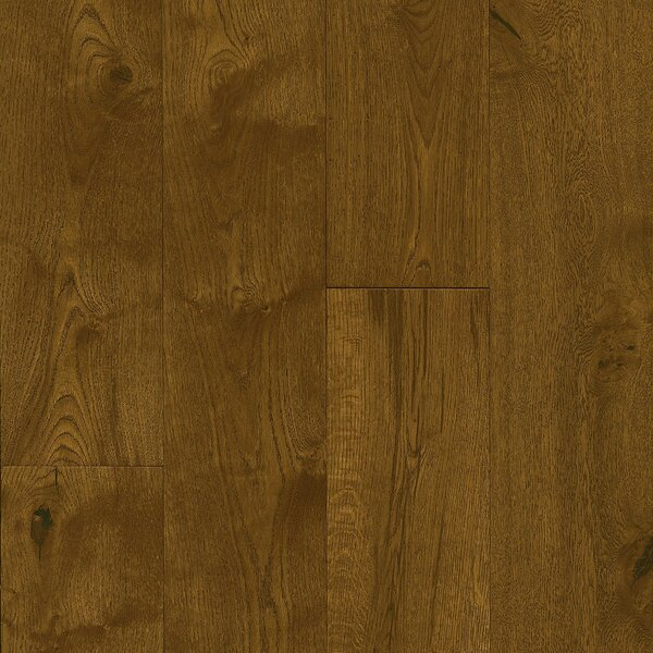 7-1/2 Engineered Oak Hardwood Flooring in Deep Etched Dusty Ranch by Armstrong Flooring