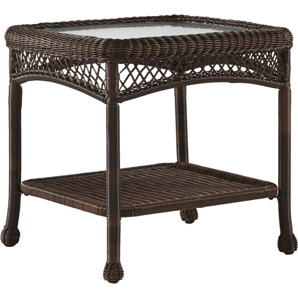 Sprenger Montego Bay Side Table by Bay Isle Home