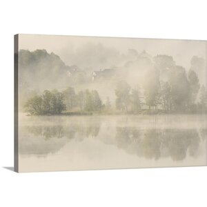 'Early Morning' by Allan Wallberg Photographic Print on Canvas by Great Big Canvas