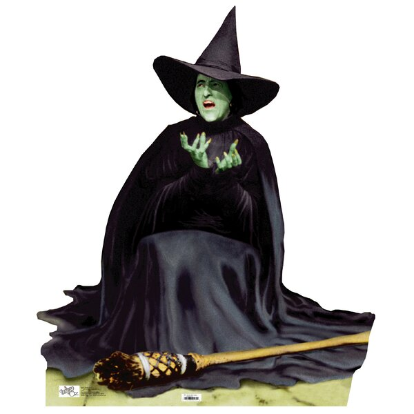 The Wizard of Oz The Wicked Witch Melting Cardboard Stand-up by Advanced Graphics