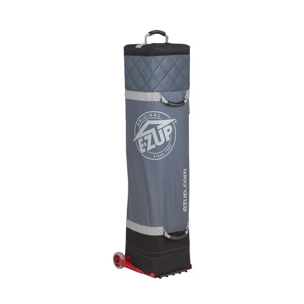 Deluxe Wide Trax Eclipse Hut Roller Storage Bag by E-Z UP