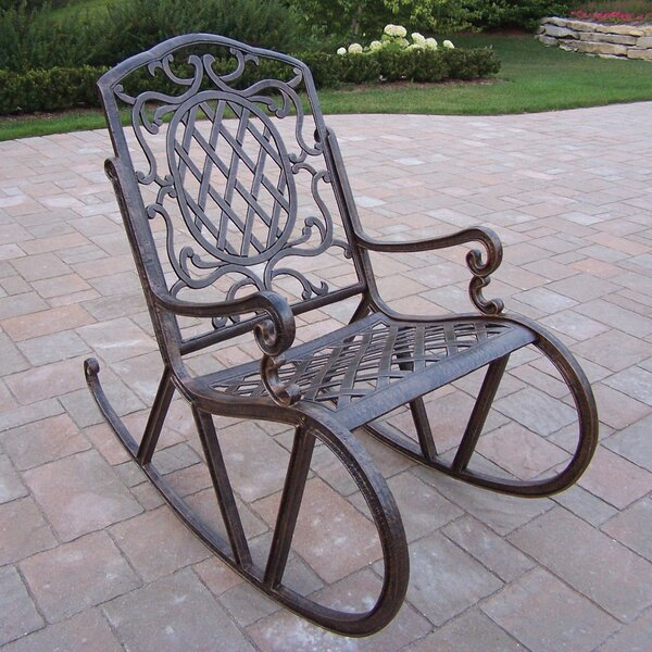 Mississippi Rocking Chair by Oakland Living