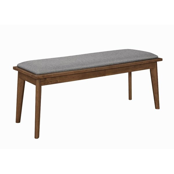 Fortunato Upholstered Bench By George Oliver